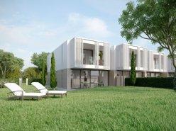 Magnifique promotion de 5 villas à Onex
